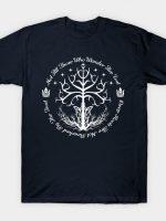 White Tree of Hope T-Shirt
