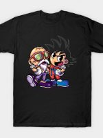 Turtlehead and Saiya Man T-Shirt