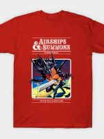 Airships and Summons T-Shirt