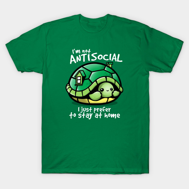 Antisocial turtle