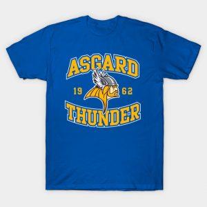Asgard Gods Football Team Logo T-Shirt