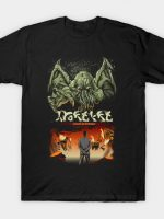 Attack on Cthulhu T-Shirt