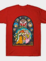 Beauty and the Bowser T-Shirt