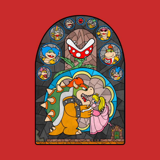 Beauty and the Bowser