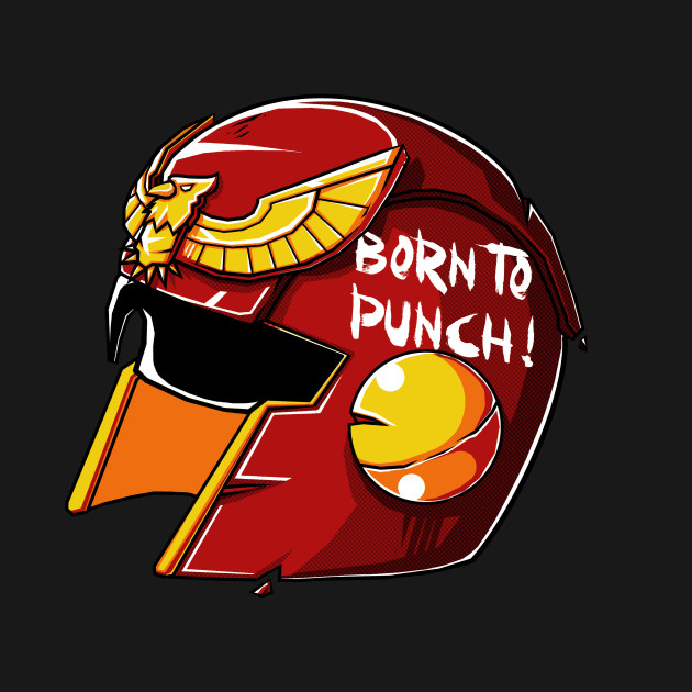 Born to punch!