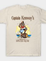 Captain Kenway's Original Spiced Rum T-Shirt