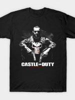 Castle on Duty T-Shirt