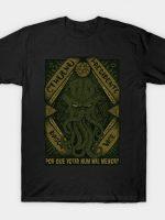 Cthulhu President T-Shirt