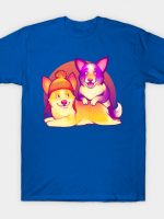 Big Damn Corgis T-Shirt