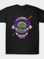 Donatello Does Machines T-Shirt