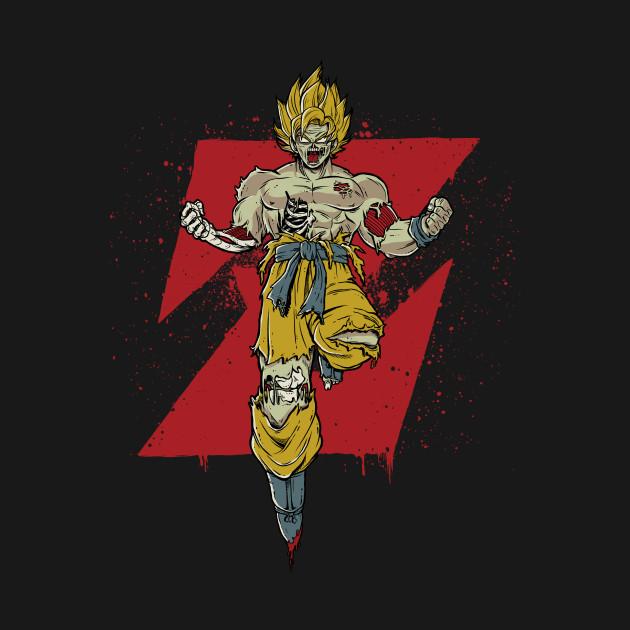 Dragon Ball Zombie