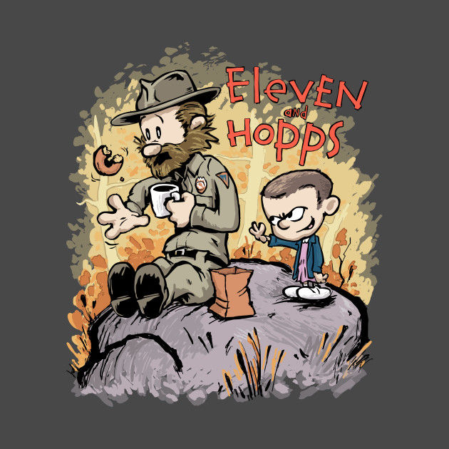 Eleven and Hopps