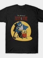 Finn e Jake T-Shirt