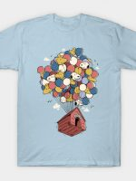 Floating House T-Shirt