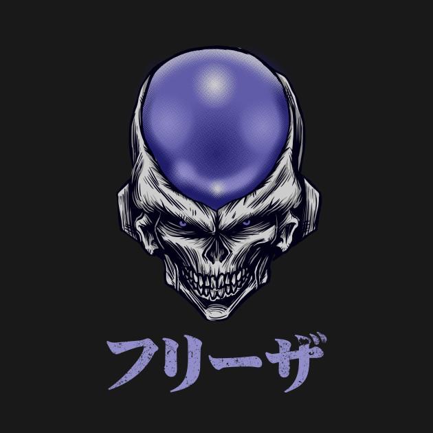 Freeza Skull