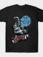 Full iron Alchemist T-Shirt