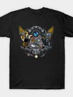 Galactic Battle Shield T-Shirt