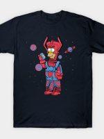 Galactus Homer T-Shirt