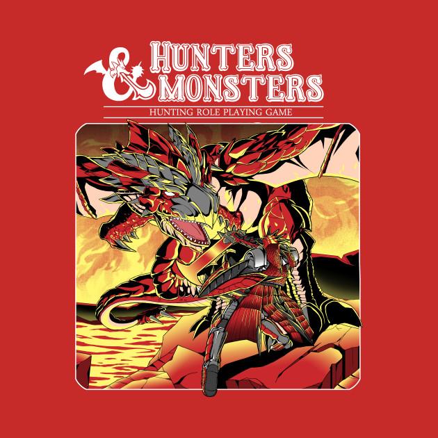 Hunters & Monsters