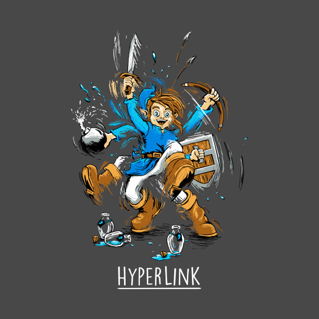 HyperLink (Blue Variant)
