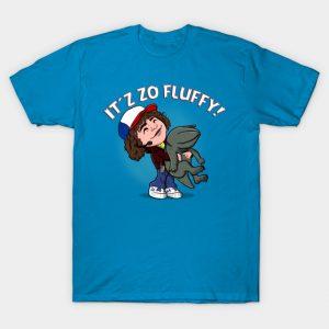 It'z zo Fluffy!