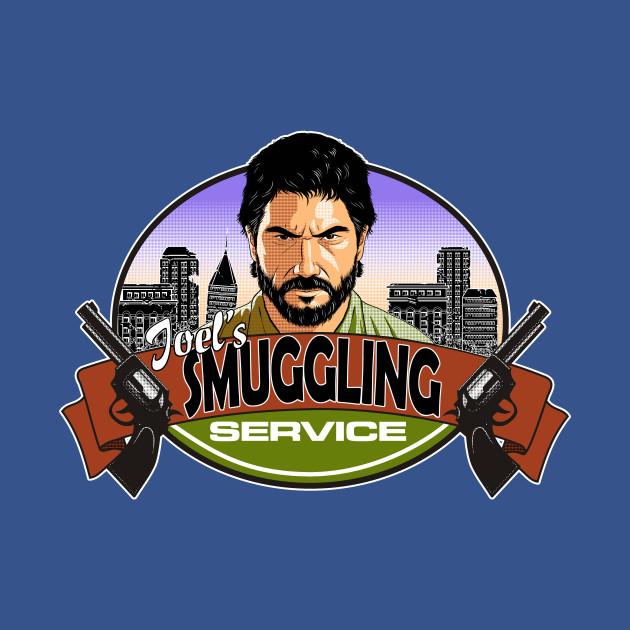 Joel's smuggling service
