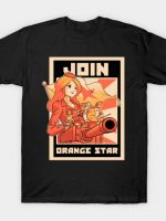 Join Orange Star T-Shirt