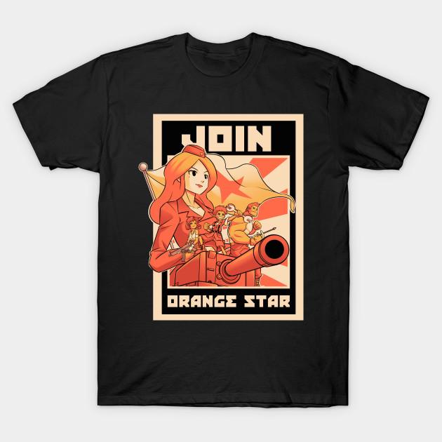 Join Orange Star
