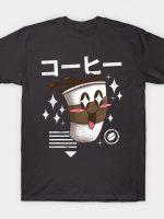 Kawaii Coffee T-Shirt