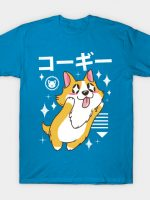 Kawaii Corgi T-Shirt