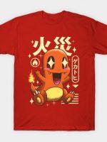 Kawaii Fire T-Shirt