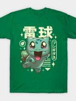 Kawaii Leaf T-Shirt