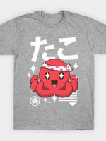 Kawaii Octopus T-Shirt