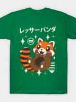 Kawaii Red Panda T-Shirt