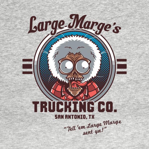Large Marge's Trucking Co
