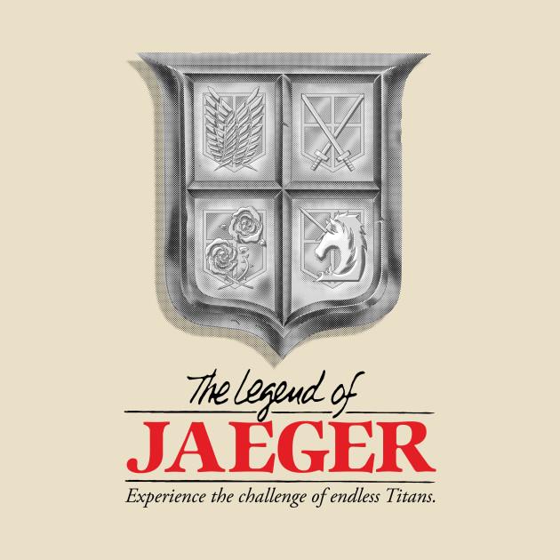 Legend of Jaeger