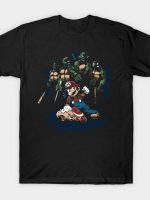 Mario X Tartarugas T-Shirt