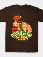 Mayor Mike's Diner T-Shirt