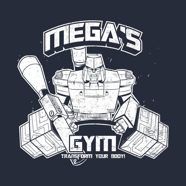 Mega's Gym