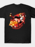 Midgar's Roller Girls T-Shirt