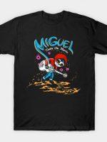 Miguel VS The Dead T-Shirt