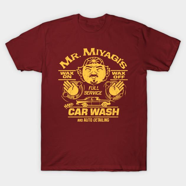 Mr. Miyagi's Car Wash