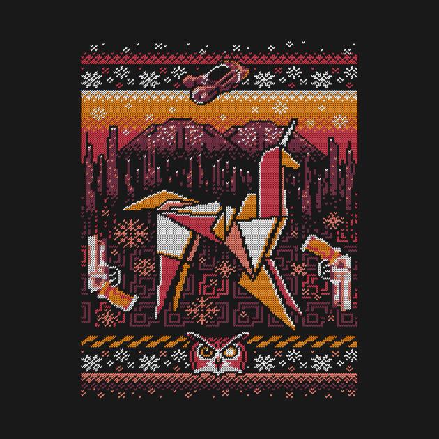 Nexus Xmas Sweater (Sunset)