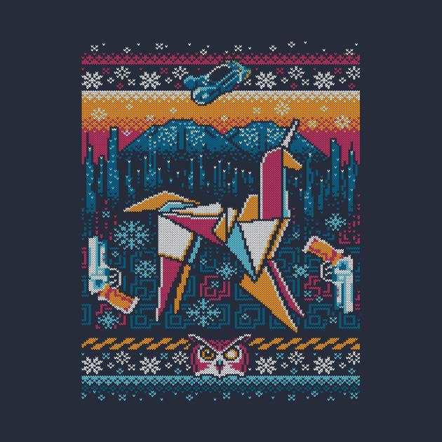 Nexus Xmas Sweater