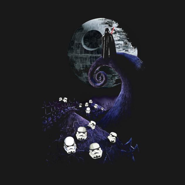 Nightmare Before Vader