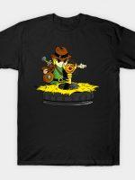Raiders of the lost boss key T-Shirt