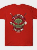 Raphael is Cool But Crude T-Shirt