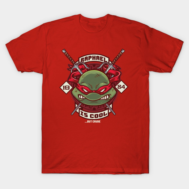 Raphael is Cool But Crude