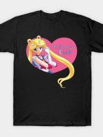 Sailor Moon Crystal Heart T-Shirt