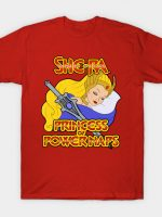 She-Ra, Princess of Power Naps T-Shirt